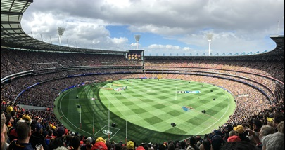 MCG - The Home of Sport