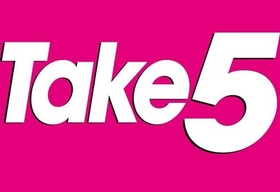 The launch of the new monthly Take 5 magazine has Take 5 readership over 1 million for first time