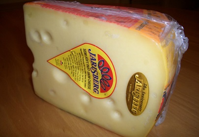 Who is the 'Jarlsberg man'? And what does your choice of cheese say about you?