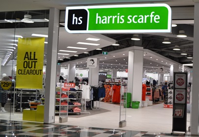 Harris Scarfe highest for discount department store satisfaction