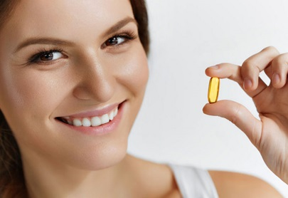 Women more likely to buy vitamins than men. They also care more about what they eat