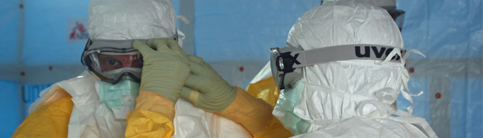 Australian doctors sent to West Africa to fight Ebola