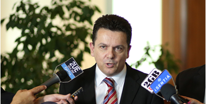 Nick Xenophon Team Leader Nick Xenophon