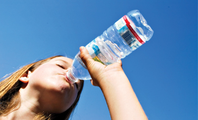 attitudes of bottled water drinkers
