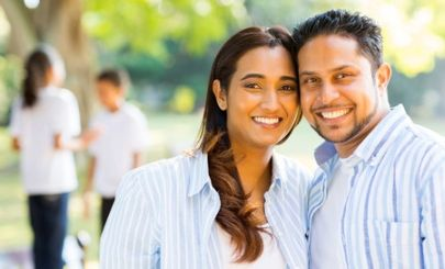 smiling-indian-couple