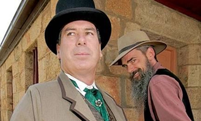 Charles Smythe - Prosecuting Ned Kelly