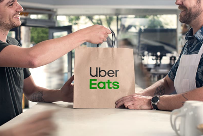 Inner city Melbourne, Sydney and Perth are the hot spots for meal delivery services UberEATs, Menulog & HelloFresh